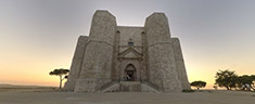 Immagine del virtual tour 'Castel del Monte'